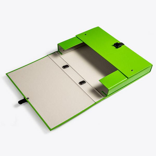 Briefcase A4 Green