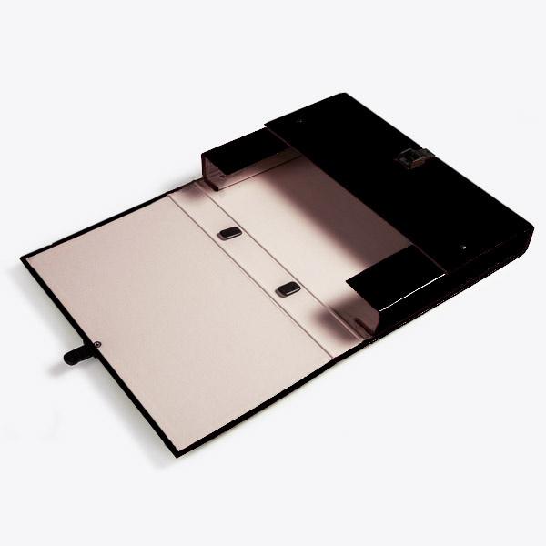 Koffer A4 Zwart