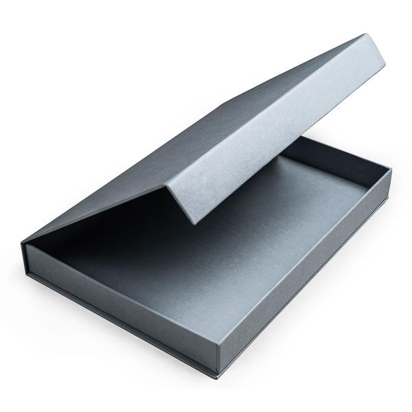 Box Luxe A5 Grey