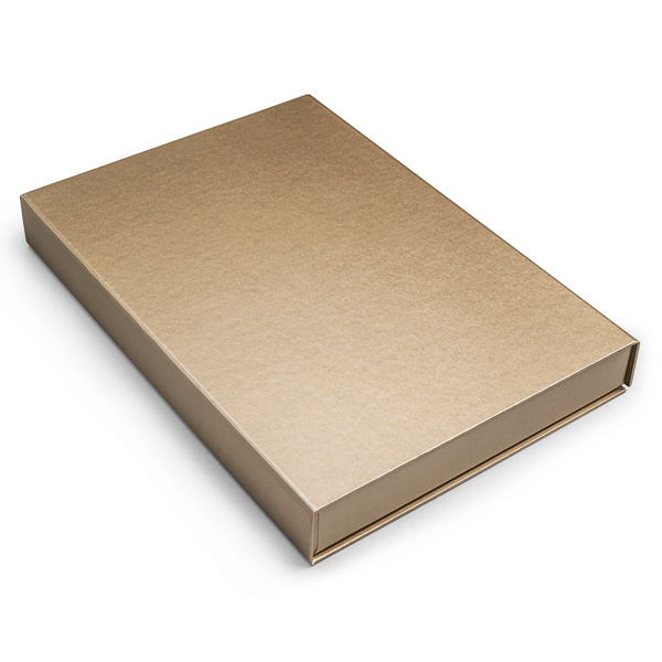 Box Luxe A5 Gold