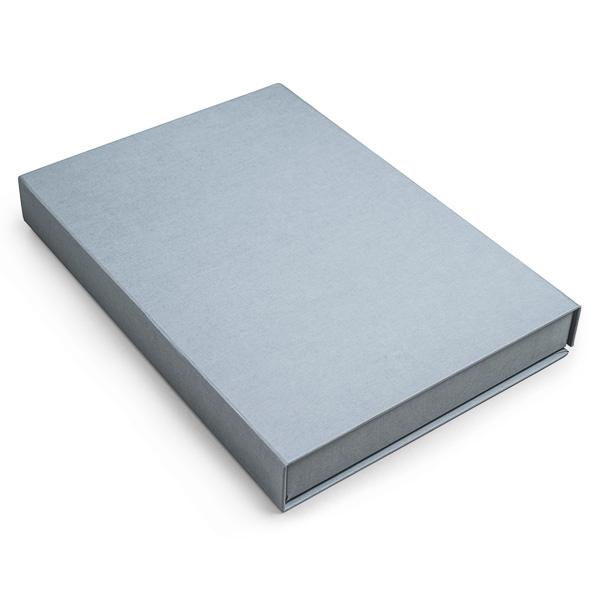 Box Luxe A4 Grey