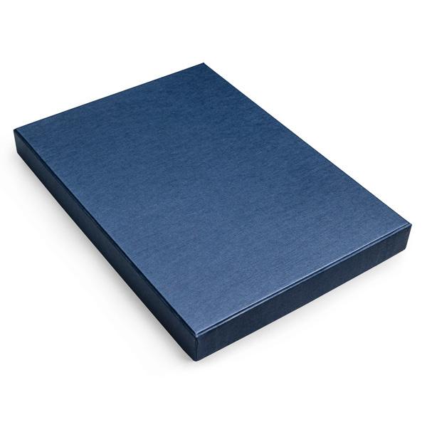 Box Basic A5 Blue