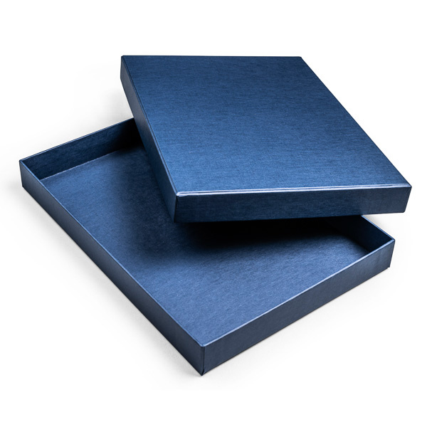 Box Basic A4 Blue