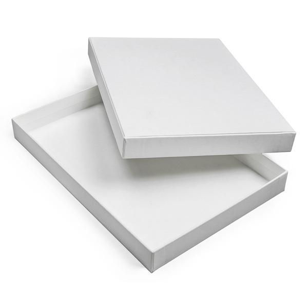 Box Basic A4 White