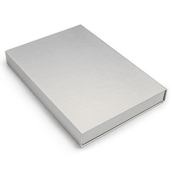 Luxury Box A4 Metalic