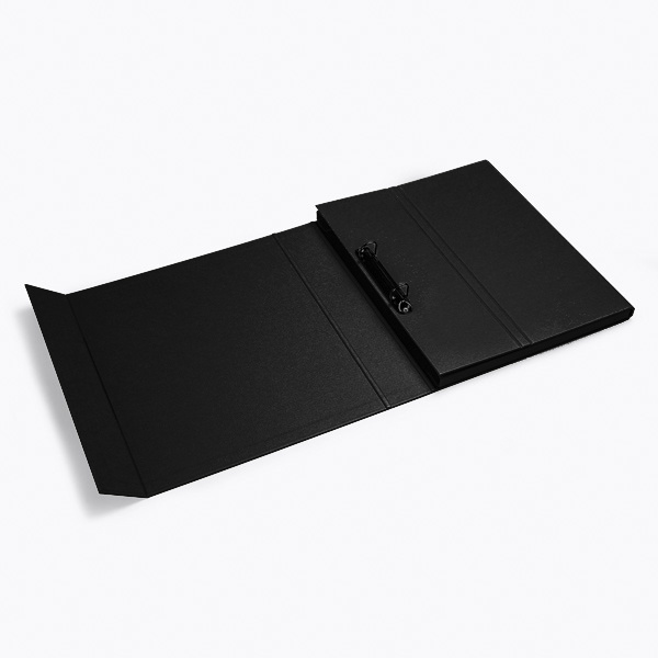Deluxe ring binder black