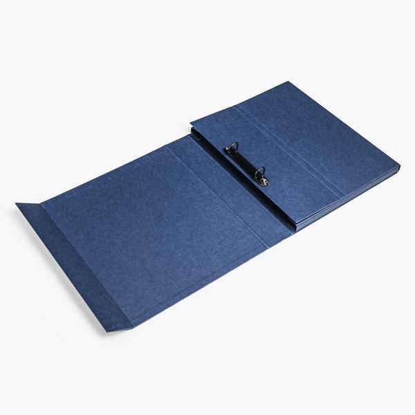 Deluxe ring binder blue