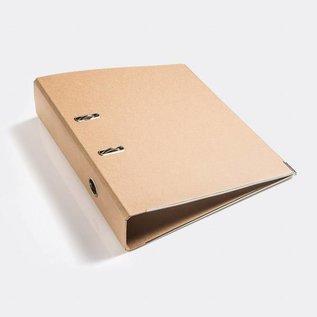 Klapr Kraft Ordner A4 70 mm rug