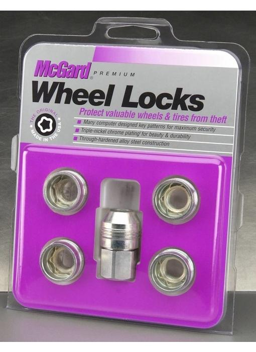 Slotmoeren Conisch Open 5-Lock 14x1,5- 22.68 mm - K22