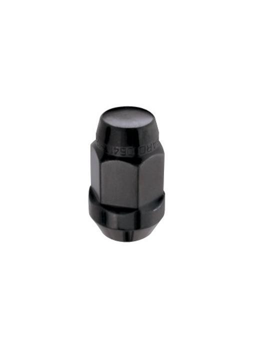 Wielmoeren Conisch 12x1,5 - 36.7 mm - K19 Zwart (4st)