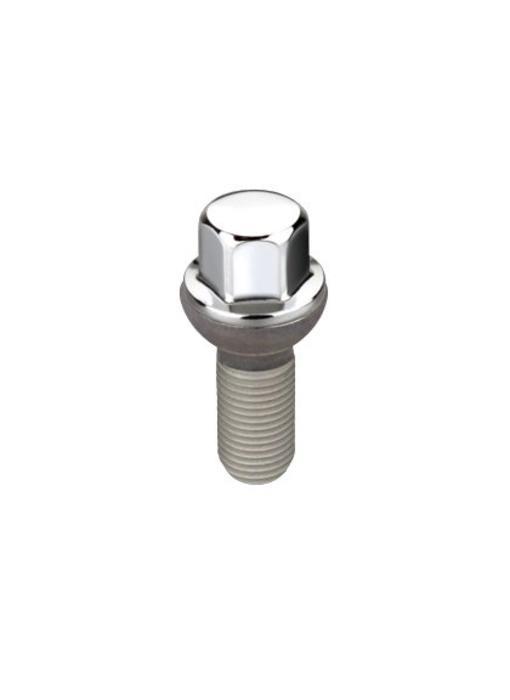 Wielbouten Bolconisch 14x1,5 - 28.6mm - K17 (50st)