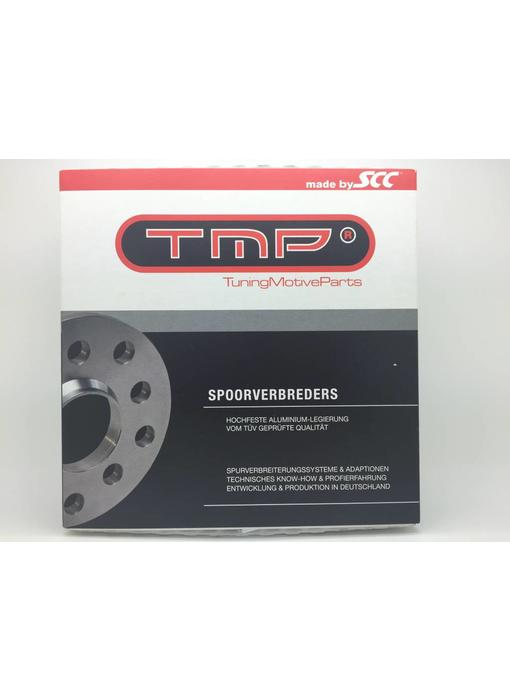 SP Spacers 5MM 4X100 - 54.1 (2st)