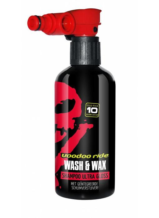 VoodooRide VooDoo Ride Wash & Wax Concentrate 500 ML