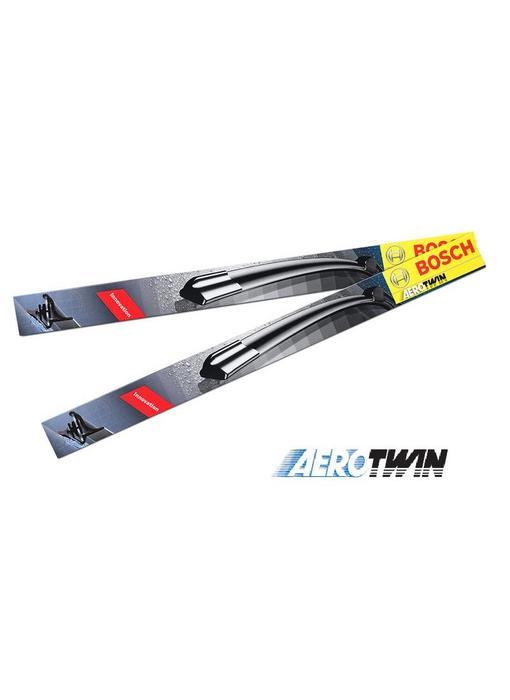 """Bosch AeroTwin Multiclip Flatblade Ruitenwisser 24"""" / 600 mm"""