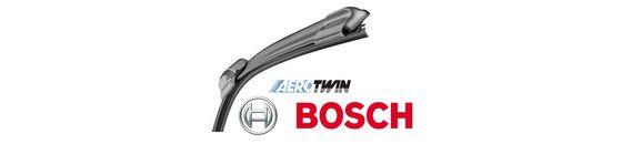 AeroTwin Multiclip Flatblade wisser