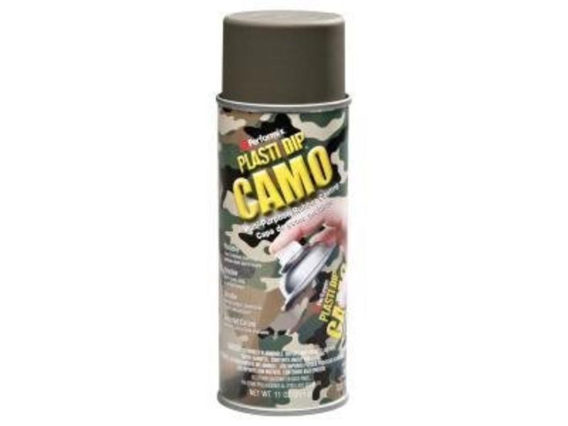 Plastidip Plasti Dip Spray Camo groen