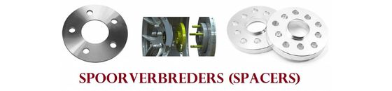 Spoorverbreders (Spacers)