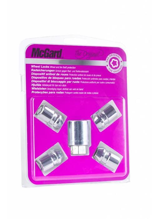 Slotmoeren Conisch 12x1,5 - 32.5 mm - K21
