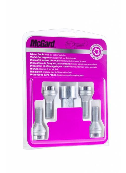 Slotbouten Conisch 14x1,5 - 27.3 mm - K17