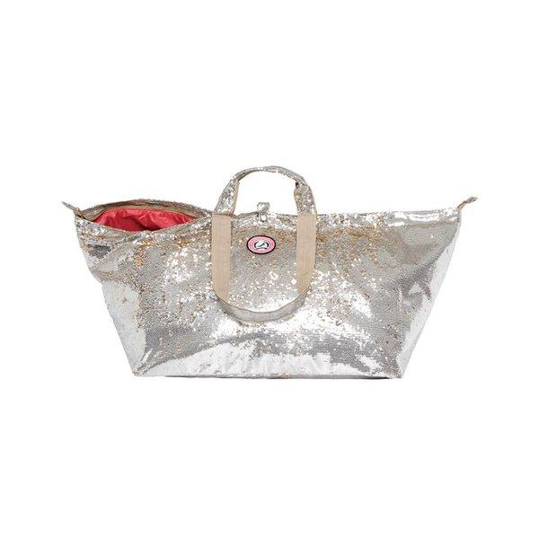 Big Shopper Sequins Gold/Silver