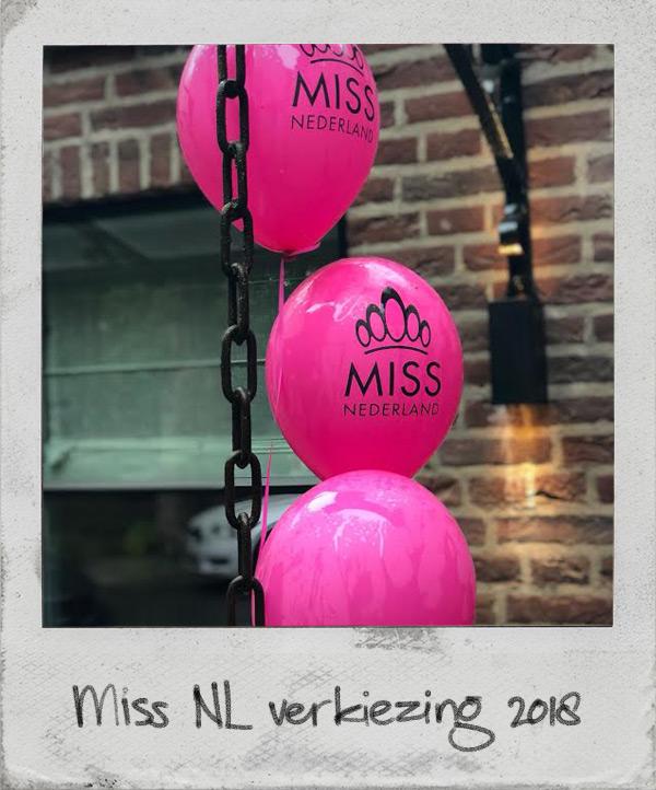 Miss Nederland 2018