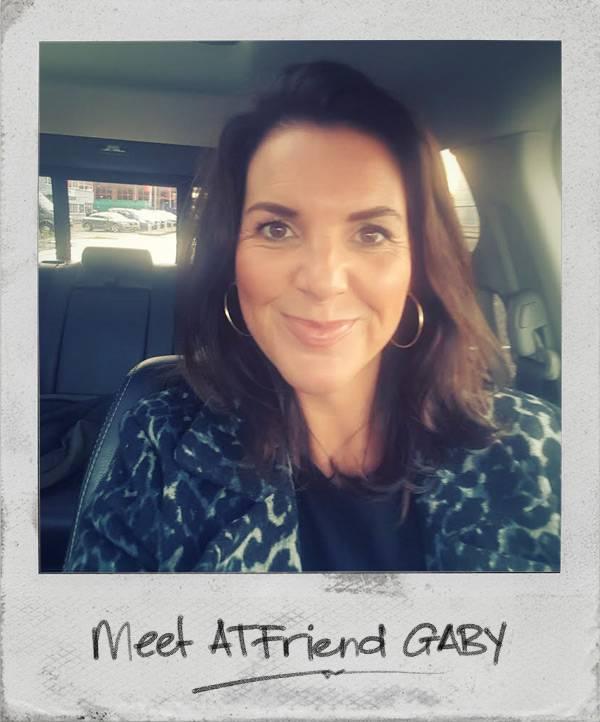 8 vragen aan ATFriend Gaby