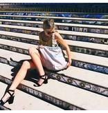 Kleine Shopper Miss Nederland Straw