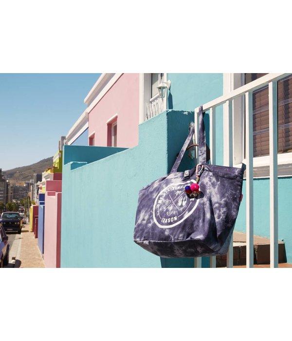 Cosmetics Bag Dye Blue