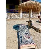 Beach Towel Zebra
