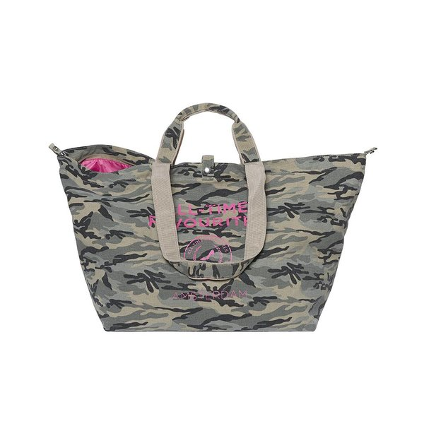 Small shopper camouflage
