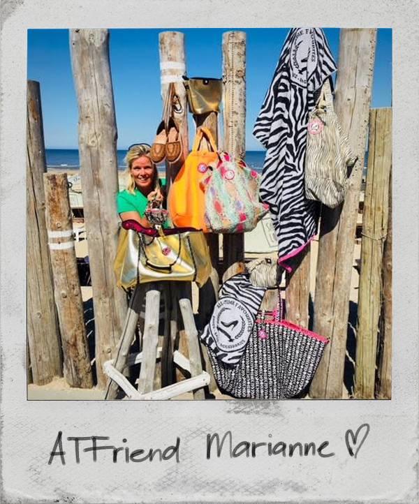 8 vragen aan ATFriend Marianne