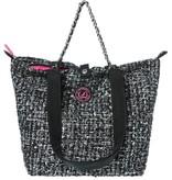 Shopper XS Tweed Black