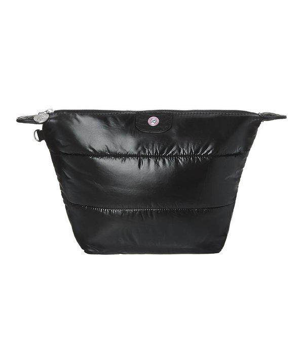 Cosmetics Bag Puffy Black
