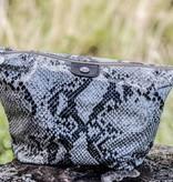 Cosmetics Bag Python Natural