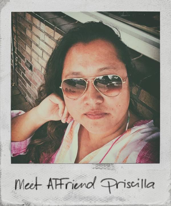 8 vragen aan ATFriend Priscilla