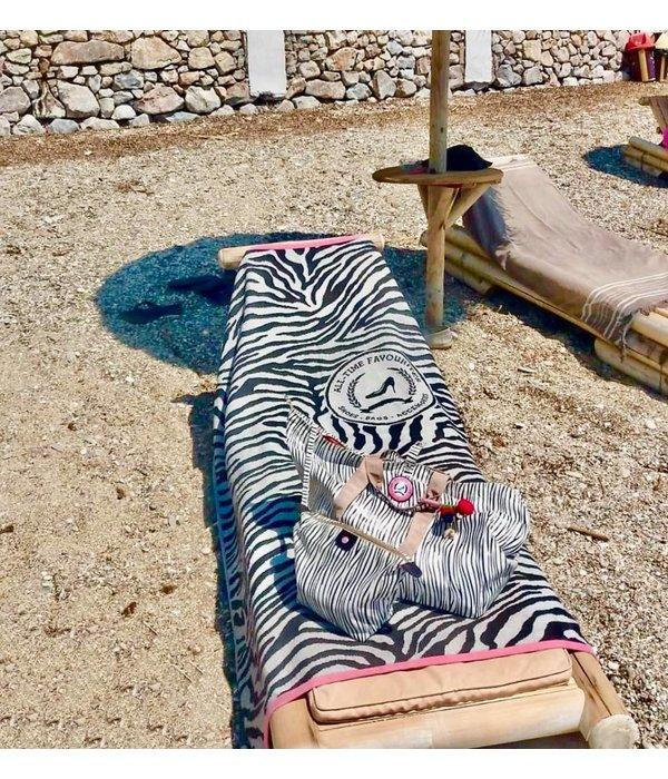 Kleine Shopper Zebra