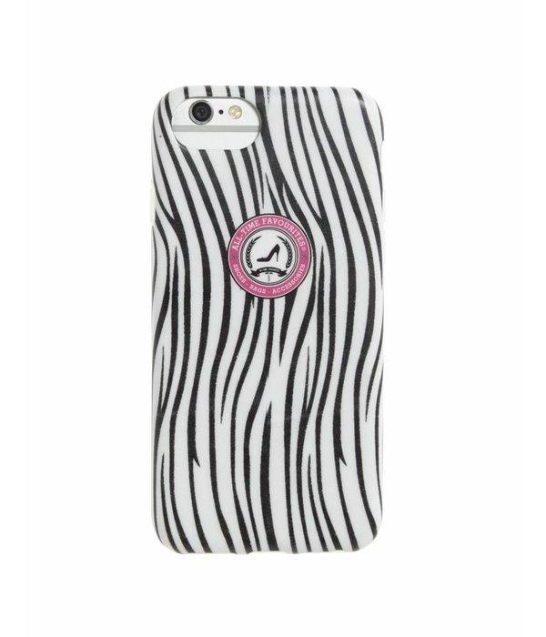 iPhone Hoesje Zebra