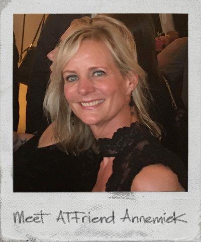 Meet ATFriend Annemiek!