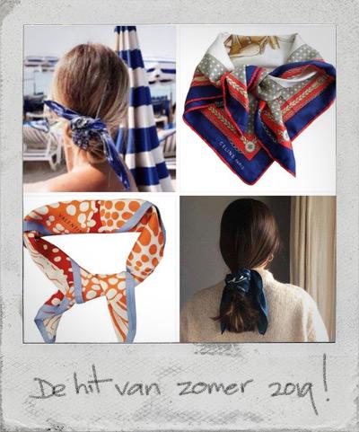 ATF sjaal