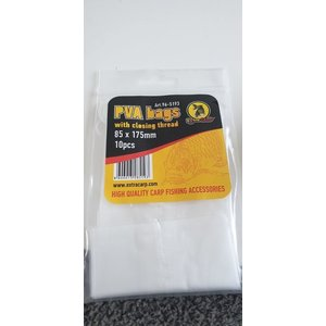 extra carp PVA bags