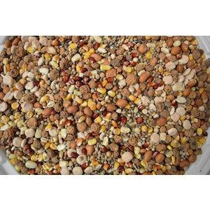 Partikelmix met noten droog