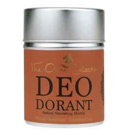 The Ohm Collection DEOdorant Sandalwood