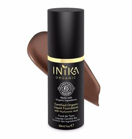 INIKA Makeup Liquid Foundation 10 Cocoa (PL10)