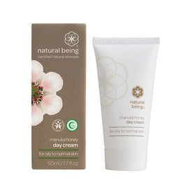 Living Nature Manuka Honey Day Cream - Oily to Normal