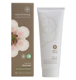 Living Nature Manuka Cleanser - Oily to Normal