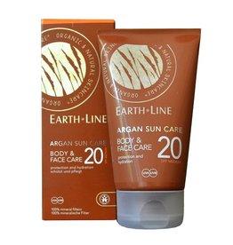 Earth Line Argan Sun Face & Body Care SPF20