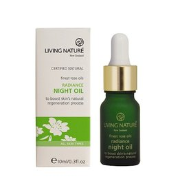Living Nature Radiance Nacht Öl