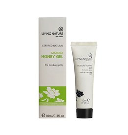 Living Nature Manuka Honig Gel