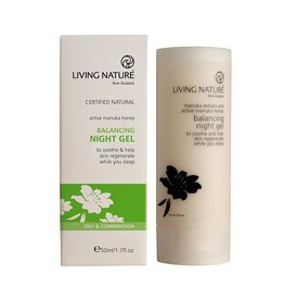 Living Nature Balancing Nacht Gel