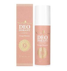 The Ohm Collection Deo Dorant Crème Fleur d'Oranger